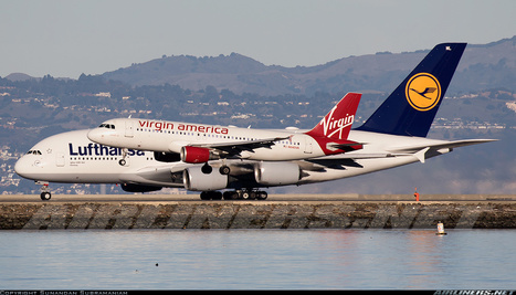 Photos: Airbus A320-214 and A380 | Aviation & Airliners | Scoop.it