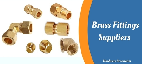 Leading Brass Fittings Suppliers in India | Business | Scoop.it