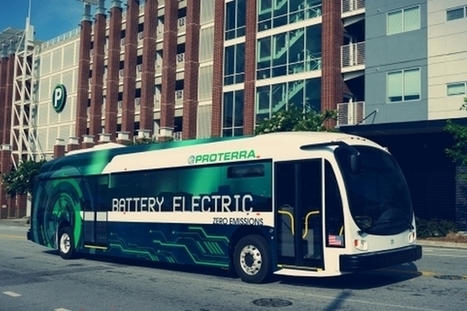 Proterra : électriser le secteur des transports en commun | Efficycle | Scoop.it