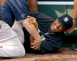RAW FOOTAGE: Yankee's Mariano Rivera's Tragic Injury/A-Rod's Stunned Reaction/YES NetworkMariano Rivera tore a ligament in his right knee before the New York Yankees ... Manager Joe Girardi reveale... | TonyPotts | Scoop.it