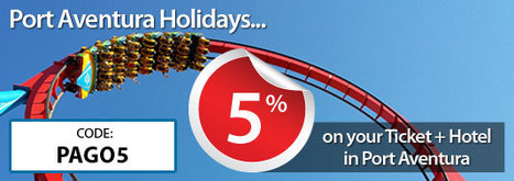 5% on your PortAventura holidays! | Life in Spain ! | Scoop.it