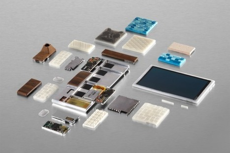 3ders.org - Google & 3D Systems developing high-speed 3D printer for modular smartphones | 3D Printer News & 3D Printing News | Architecture, design & algorithms | Scoop.it