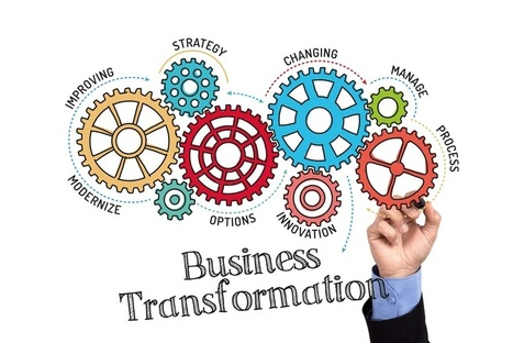 Understanding the Importance of Business Transformation | Corporate Culture and OD | Scoop.it