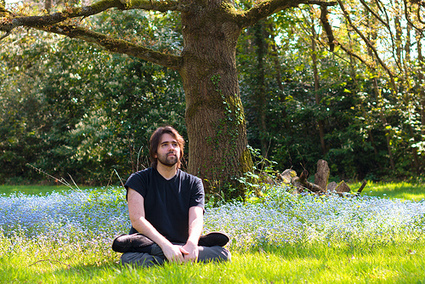 """Meditation is Not a Battle: Help for Newbs & the """"Occasional"""" Meditator. ~ Barry John Johnson 
