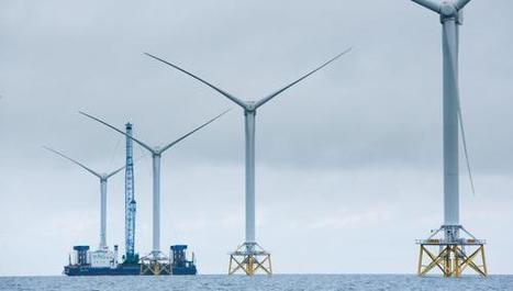 Loon-Plage: une usine de mâts d'éoliennes offshore dans les starting-blocks | Dunkerque | Scoop.it