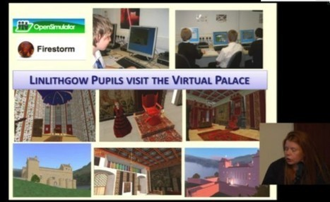 Educators build historic recreations in OpenSim – Hypergrid Business | 3DVirtual Environments | Scoop.it