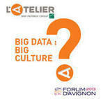 Big Data : Big Culture ? Le pouvoir grandissant de la data et ses perspectives pour l'économie de la culture | Rapport de @latelier | CULTURE, HUMANITÉS ET INNOVATION | Scoop.it