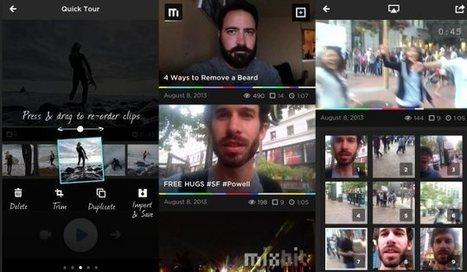 5 apps de edición de vídeo colaborativo para iPhone y Android | The tools of the teaching trade | Scoop.it
