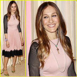 Sarah Jessica Parker Celebrates Shoe Line with Pop Up Shop ... | Spy Cheating Playing Cards in Delhi | Scoop.it