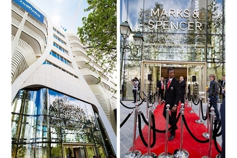 Marks & Spencer: un tour et puis s'en va   E-Com Commerce   Scoop.it