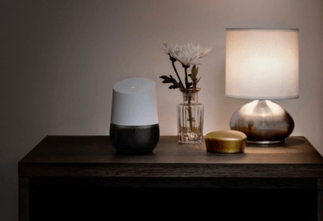 Google Home, l'assistant vocal pour piloter votre maison | Hightech, domotique, robotique et objets connectés sur le Net | Scoop.it