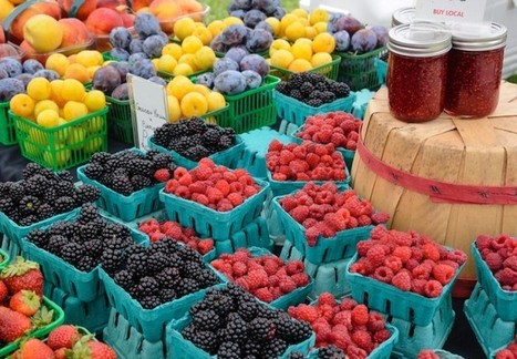 4 Reasons Why Farmers' Markets Boost Health, Body and Soul | Food issues | Scoop.it
