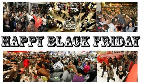 BlackFridayvsCyberMonday | Hot news | Scoop.it