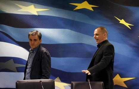 Germany, France press Greece to make credible proposals | Politically Incorrect | Scoop.it
