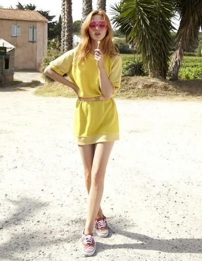 Mode d'été : 60 robes qui changent : Robe en lin See U Soon | Mode Trends | Scoop.it