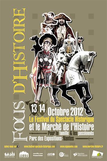 Nantes : Festival Fous d'histoire   Revue de Web par ClC   Scoop.it