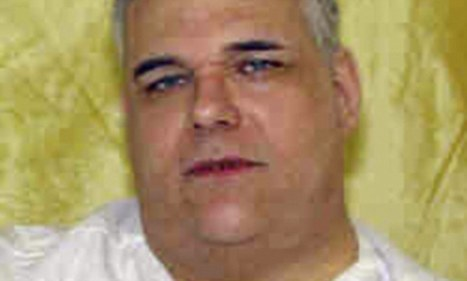 Obese inmate 'too fat for execution' dies in prison hospital aged 53 | Stop Mass Incarceration and Wrongful Convictions | Scoop.it
