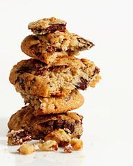 Banana-Walnut Chocolate Chunk Cookies | Veggie & vegan desserts | Scoop.it