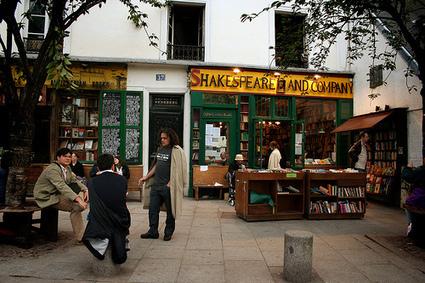 (Some Of) Paris' Best Bookstores | Paris | Scoop.it