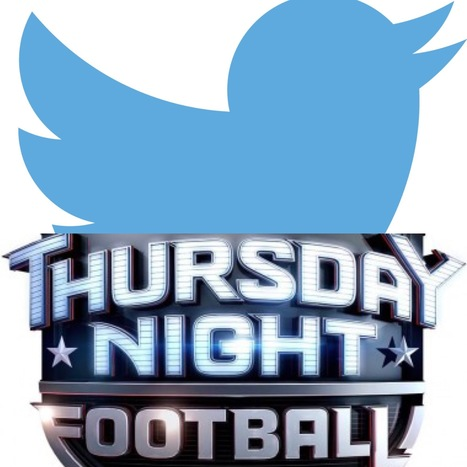 Twitter selling $8 million ad packages for Thursday Night Football | SportonRadio | Scoop.it