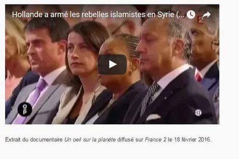Syrie: Hollande a livré secrètement des missiles antichar aux islamistes | Résistance Républicaine | Islam : danger planétaire | Scoop.it