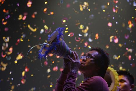 Benvenuto 2012! Capodanno In Giro per il Mondo | Foto dal Mondo | Scoop.it