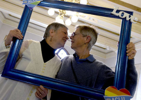 GAY MARRIAGE IN MONTANA: First Missoula couples wed in courthouse ceremonies | LGBT News | Scoop.it