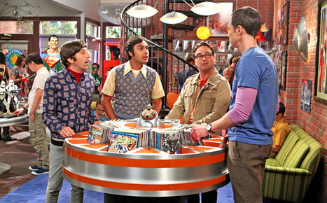 'The Big Bang Theory' is about to get Lego-d | EW.com | Cognition et al. | Scoop.it
