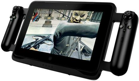 Razer Edge:the gaming tablet | Wonderful Gadgets | Scoop.it