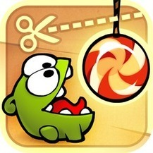 Cut the Rope - physics-based puzzle learning game | Learning Games | Scoop.it