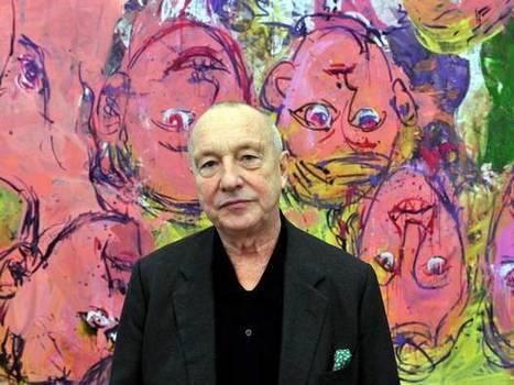 Feature: Sunday Painter | Georg Baselitz - Art Matter | ADOLFO VÁSQUEZ ROCCA | Scoop.it