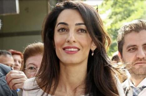 Legally Brunette! Amal Clooney in legal bid to save Saif Gaddafi from the ... - Al-Bawaba | Saif al Islam | Scoop.it