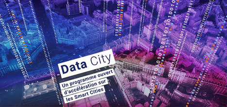 DataCity : Inventons la ville de demain ! [Actualités VINCI] | innovation&tech | Scoop.it