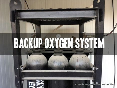 Backup Oxygen Supply Design | Aquaponic and Aquaculture Articles | Aquaponics~Aquaculture~Fish~Food | Scoop.it