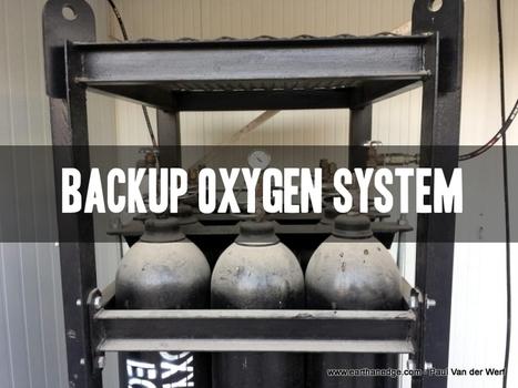 Backup Oxygen Supply Design | Aquaponic and Aquaculture Articles | Aquaponics~Aquaculture~Fish~Food | Scoop.it