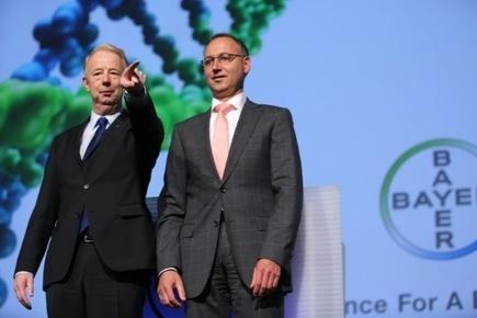 Bayer interpellé par un million de personnes, inquiètes de ses pesticides « tueurs d'abeilles » | Questions de développement ... | Scoop.it