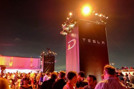 Tesla's Model 3 will be unveiled near Los Angeles on March 31st | DRIVEN Marketing | Scoop.it