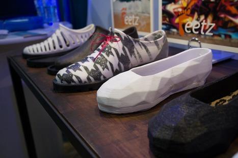 Feetz 3D Printed Shoes Begins Pre-Order | Digital Design and Manufacturing | Scoop.it