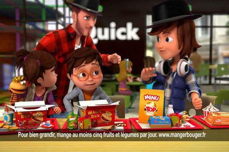 Comment la pub cible nos enfants | Clemi - De la communication, politique, publique, publicitaire... | Scoop.it