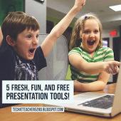 TechieTeacher5280: Five Fresh, Fun, and FREE Presentation Tools   Going Digital   Scoop.it