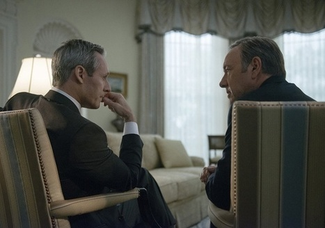 Is House of Cards TV? | TV News | Scoop.it