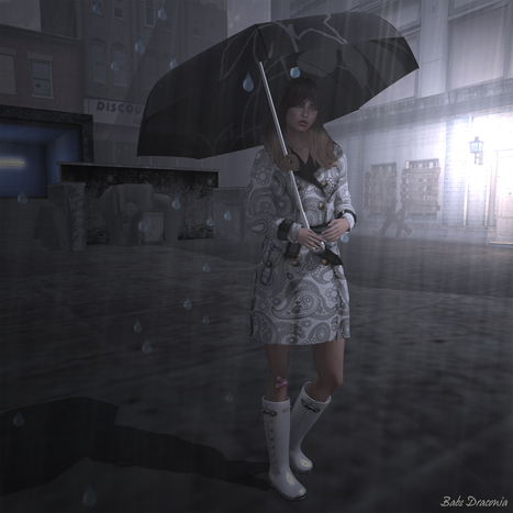 The raindrops keep falling on my head | .:TheBeautifulOnes:. clothing & furniture | Scoop.it