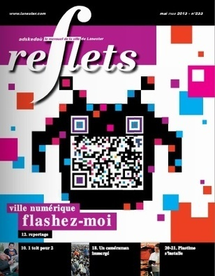 QR design by Benoit Dupard | artcode | Scoop.it