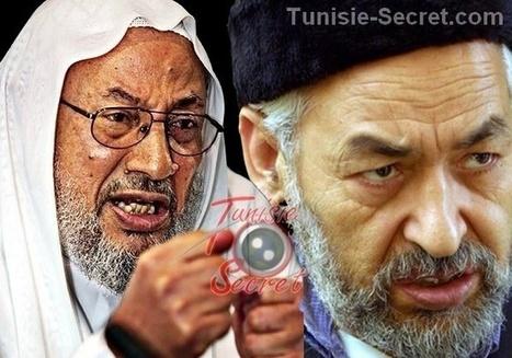Rached Ghannouchi voulait accorder l'exil à Youssef Qaradaoui | L'info | Scoop.it