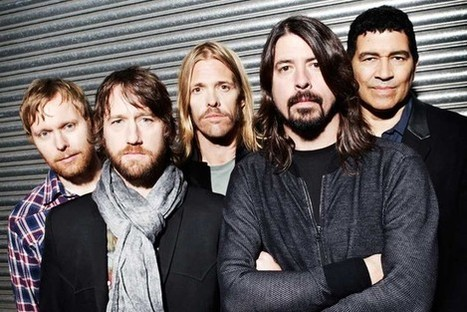 """Dave Grohl Says Foo Fighters Have A """"Little Secret"""" In Store For New Album 