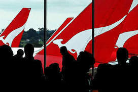 Qantas ekes out modest profit | HSC Business Studies - Finance | Scoop.it