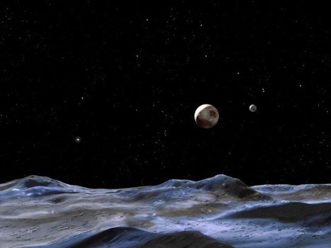 #Spacecraft nears #Pluto after THREE BILLION mile journey #Newhorizons #astronomy #science | Limitless learning Universe | Scoop.it