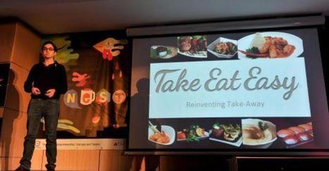 Take Eat Easy, une exception? «Seule 1 start-up sur 10 est une réussite» | InfoPME | Scoop.it