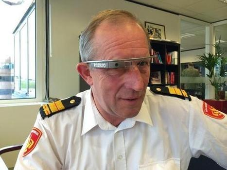 Google Glass to get a workout from Dutch firefighters - PCWorld | Google Glass | Scoop.it