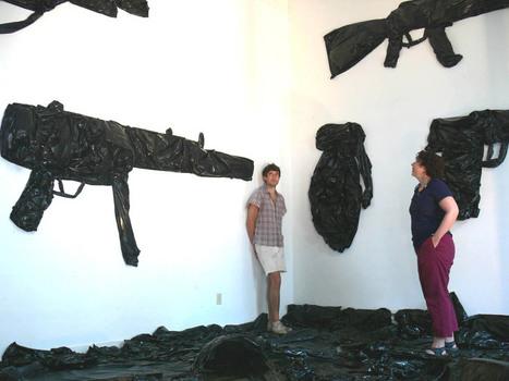 Alberto Borea:  Museo de armas   Art Installations, Sculpture, Contemporary Art   Scoop.it
